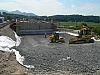 Foam glas used as backfill for abutments -autobahn A8 Munich - Salzburg