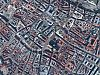 Inner courtyards in a densely built-up area - picture detail: Vienna, district I (Quelle: 2014 Google)