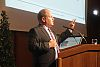 Keynote: Kenneth C. Budka, Chief Technology Officer - Strategic Industries, Alcatel-Lucent, USA (Foto: SYMPOS)