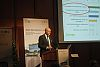 Vortrag: Per-Olof Granström, Secretary General, EDSO for Smart Grids (Foto: SYMPOS)