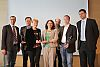 Verleihung der BMVIT Smart Grids Awards 2013, AIT - Austria Institute of Technology GmbH, EMPORA E-Mobile Power Austria, Salzburg Netz GmbH (Foto: SYMPOS)