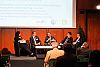 "Panel Discussion: Smart Metering - ""Who will be the Users of the Smart Energy System; Are Privacy Concerns a Barrier to Further Development?"" (Foto: SYMPOS)"