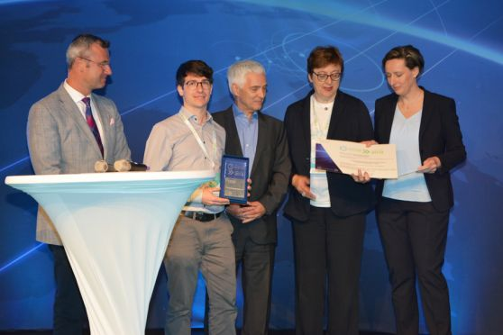 "Mission Innovation Austria Award 2019 für das Sieger in der Kategorie ""Next Generation"