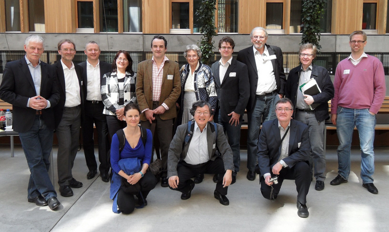 IEA Taskmeeting in Bern (April 2013)