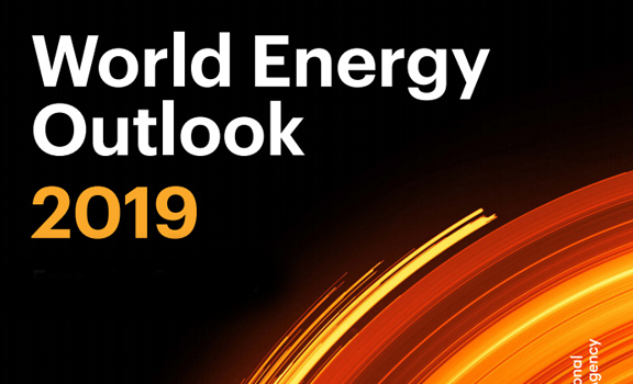 Cover World Energy Outlook 2019