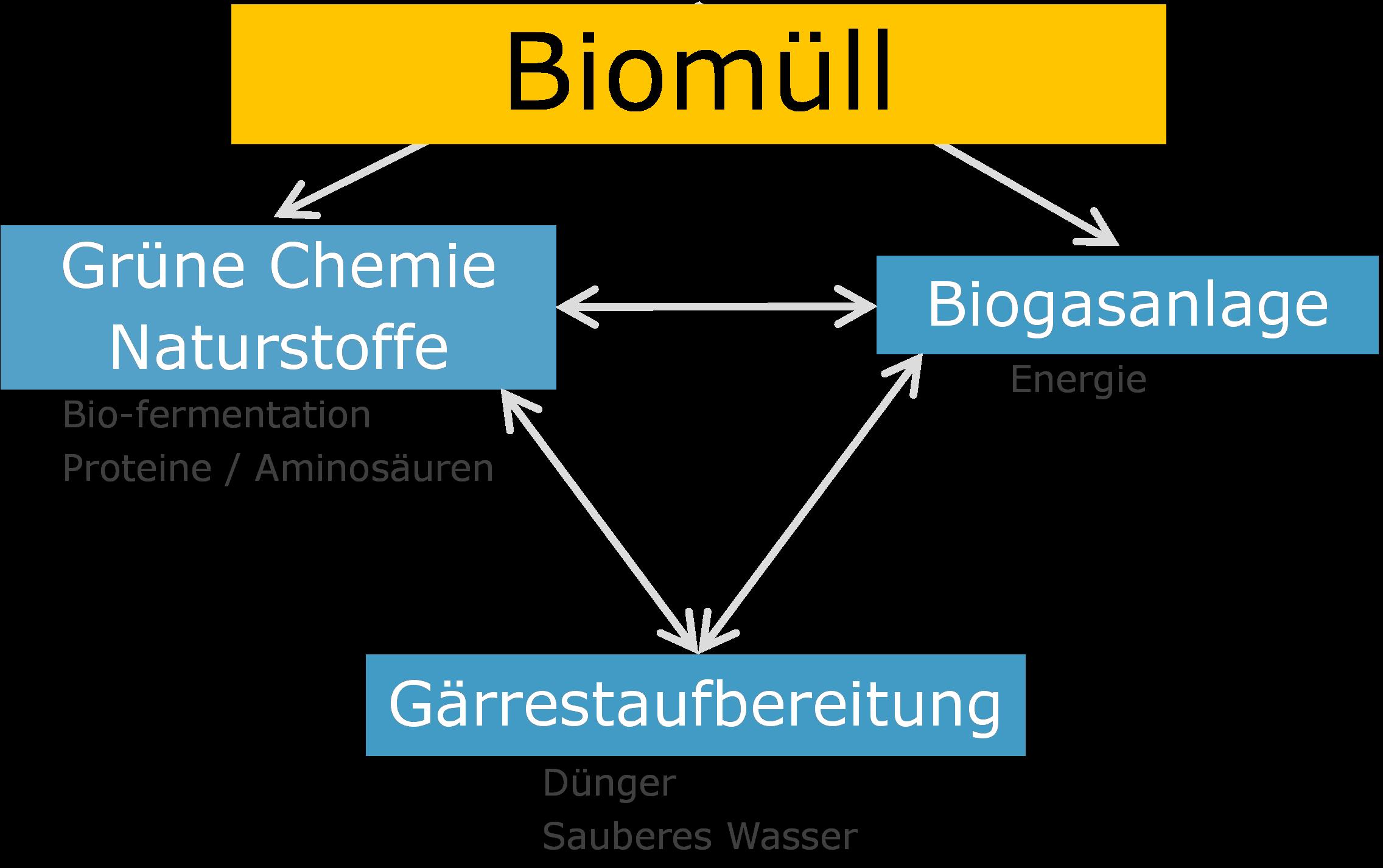 RERA-pro - Integrierte Reststoff Bioraffinerie – Hochwertige ...